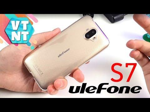 Ulefone S7 Стоит ли покупать?