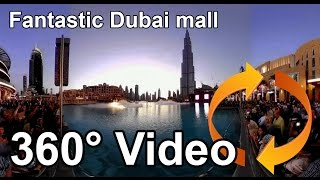 #360 Video The Dubai Mall (Arabic: دبي مول‎)