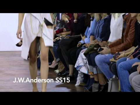 J.W. Anderson SS15 at London Fashion Week