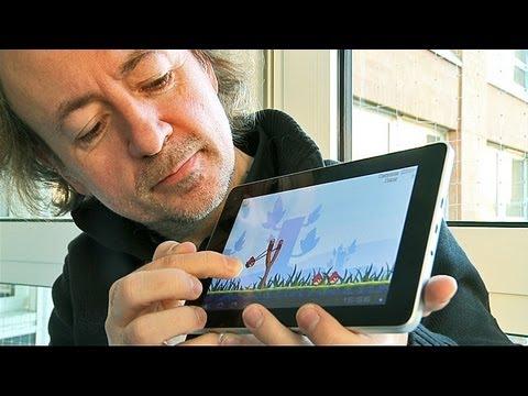 China-Tablets greifen Apples iPad an - ZTE Light Tab 2 und Huawei Mediapad