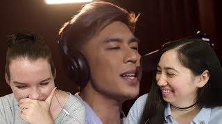 download lagu Kris Lawrence Sings Isang Saglit LIVE Wish FM Reaction gratis