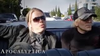 Apocalyptica - 'Day Off In L.A.' - Video Webisode 6/11 of '7th Symphony'