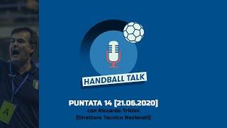 HandballTalk - Puntata 14: con Riccardo Trillini