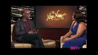Lance Reddick on the Mo'Nique Show on May 6, 2010