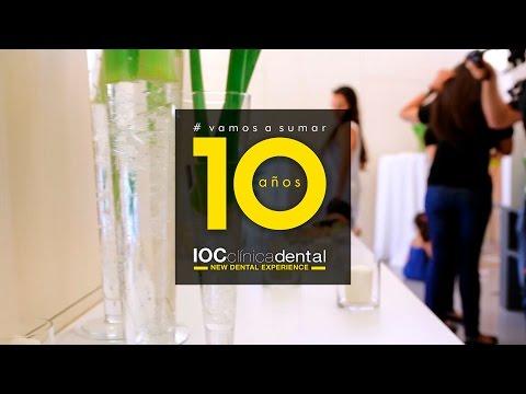 10º Aniversario IOC Clínica Dental