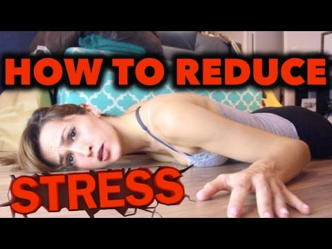 How To Reduce Stress!