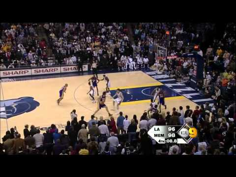 Kobe Bryant Top 10 Clutch Shots of all time