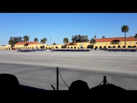 Echo Company Graduation MCRD 10/21/16