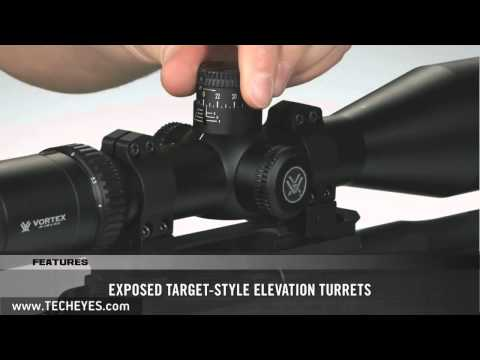 Vortex Viper HS LR Riflescope Video