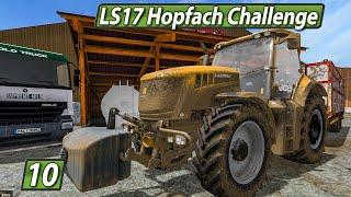 LS17 HOPFACH 🚜 Die Map ist WIRKLICH RIESIG! ► #10 LANDWIRTSCHAFTS SIMULATOR 17 Challenge