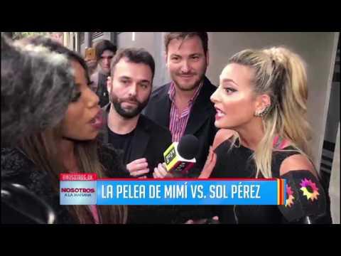 ¡Escandalosa pelea en plena calle! Mimi y Sol Pérez se dijeron de todo, al borde del descontrol thumbnail