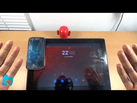 Tablet GIGANTE Android 13.3