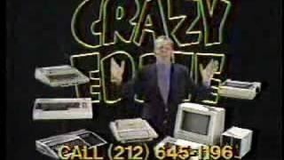 Crazy Eddie's gone Computer Crazy!!111
