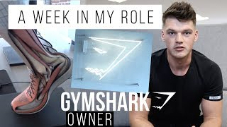 I'm Not Gymshark CEO Anymore | Business Vlog | Ben Francis