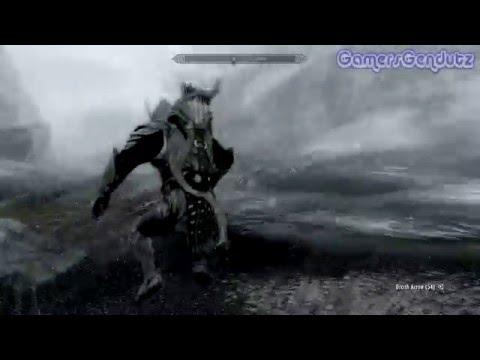 Pickaxe minecraft & Horker! :D| TES V Skyrim Genduterz - part 128