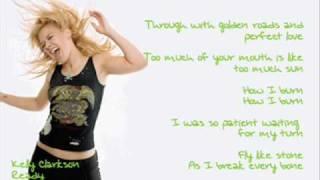 Watch Kelly Clarkson Ready video