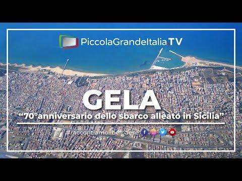 Gela 70°anniversario dello sbarco alleato in sicilia