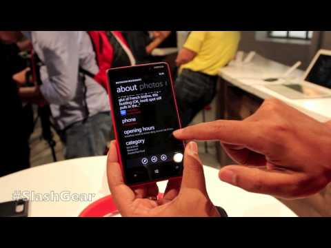 Nokia Lumia 820 hands-on extended cut