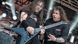 EXODUS - Footage 1 - FortaRock 2015 Holland