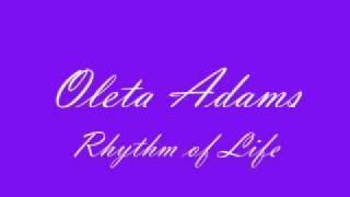 Watch Oleta Adams Rhythm Of Life video