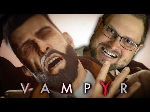 Я ЭТОГО НЕ ХОТЕЛ! ► Vampyr #1