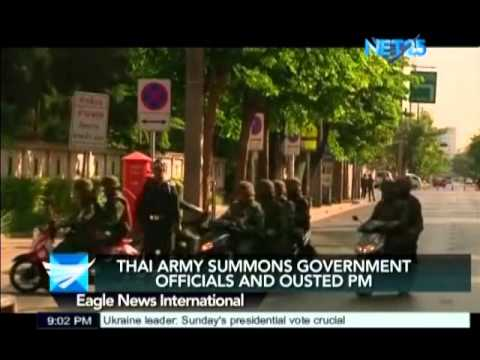 New military junta in Thailand summons country's deposed leadership