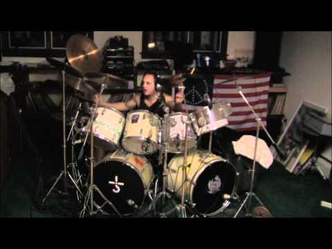 Blue Oyster Cult Dance On Stilts drum cover