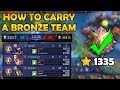 (IndoTag Sub)How To Win With Bad Teammates   Mobile Legends Bang Bang