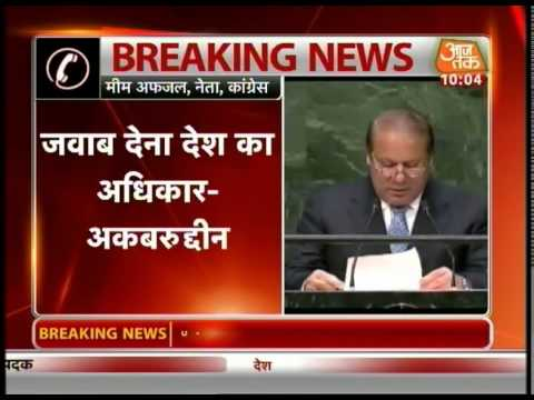 PM Modi to give a befitting reply to Nawaz Sharif on Kashmir row