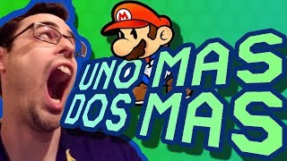 Weird Mario Maker Physics (Short and Sweet Puzzles) | Bruno Más #14