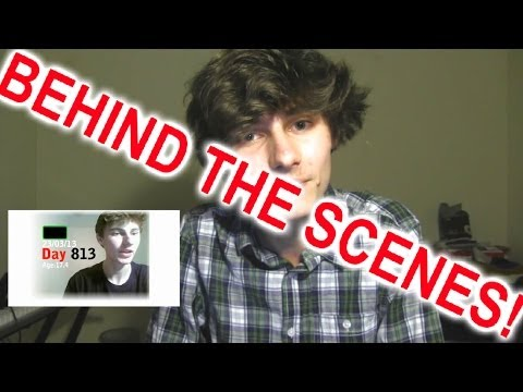 BEHIND THE SCENES: 3 year lip sync [