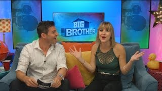 Big Brother - Live Chat: Meg Maley