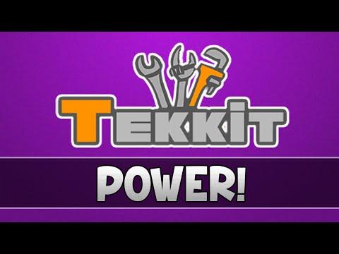 POWER! - MineCraft TEKKIT! - Aflevering 5