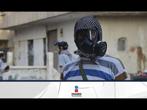 Ataque químico en Siria deja 11 niños muertos