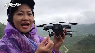 FLYCAM MAVIC AIR Ở THỦY ĐIỆN NẬM KHẤT - VĂN BÀN - LÀO CAI |Travel and Food