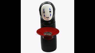 Spirited Away Kaonashi Piggy Bank