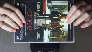 ASMR BluRay, DVD & Boxset tapping! (🎧 no talking, nail tapping, finger tapping)