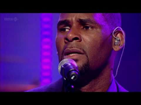 R Kelly When A Woman Loves-later With Jools Holland Live 2011 Hd video