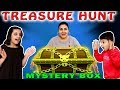 TREASURE HUNT CHALLENGE   Indoor Funny Game for Kids   Mystery Box   Aayu and Pihu Show