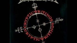 Watch Megadeth Trust video