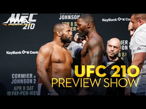 UFC 210 Preview Show - MMA Fighting