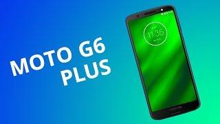 Motorola Moto G6 Plus [Análisis / Review en español]