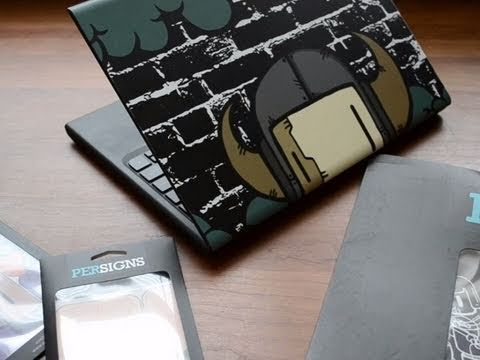 Persigns Laptop Skins Review