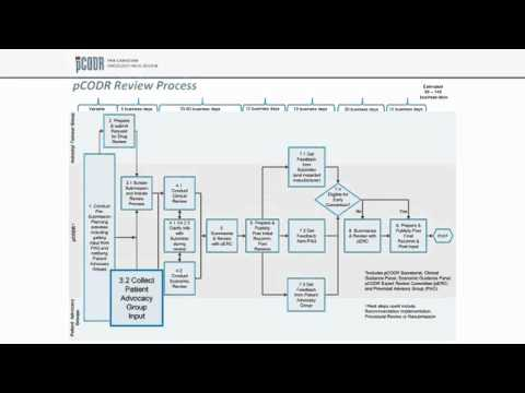 pCODR Drug Review Process