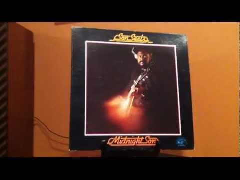 Son Seals No No Baby on Vinyl Through Vintage Marantz System