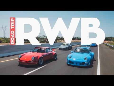 Road Trip Bersama RWB se Indonesia | Jogja VW Festival