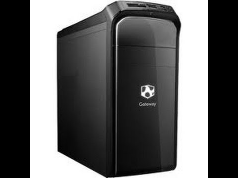 Review: Gateway DX4860 Personal Computer
