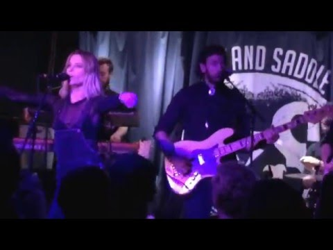 Gin Wigmore - Don't Stop (Boot & Saddle) 9/12/15