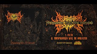 NEUROMORAL DISSONANCE - TRESPASSERS WILL BE VIOLATED [OFFICIAL DEMO STREAM] (2019) SW EXCLUSIVE
