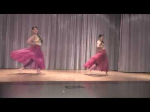 Chamak Challo Chel Chabeli Dance video